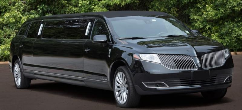 Lincoln MKT Black Stretch Limo